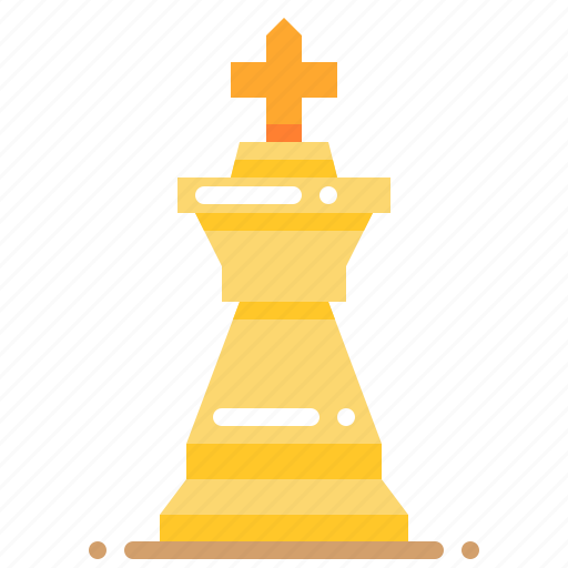 chess, fight, king, queen, strategy icon