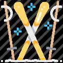 ice, ski, snow, sport icon