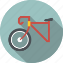 ball, bicycle, bike, bike racing, game, sport, sports icon