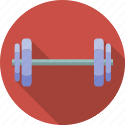 dumbbell, game, gym, play, player, sport, sports icon