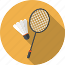 badminton, fitness, game, gym, health, play, sport icon