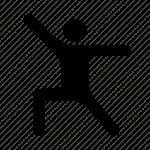dance, fitness, gymnastics, gymnist, stretch, watchkit icon