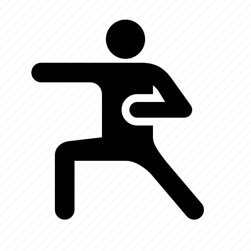 defend, fight, karate, martial arts, protect, punch, watchkit icon