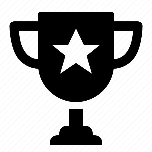 achievement, award, cup, prize, trophy, watchkit, winner icon