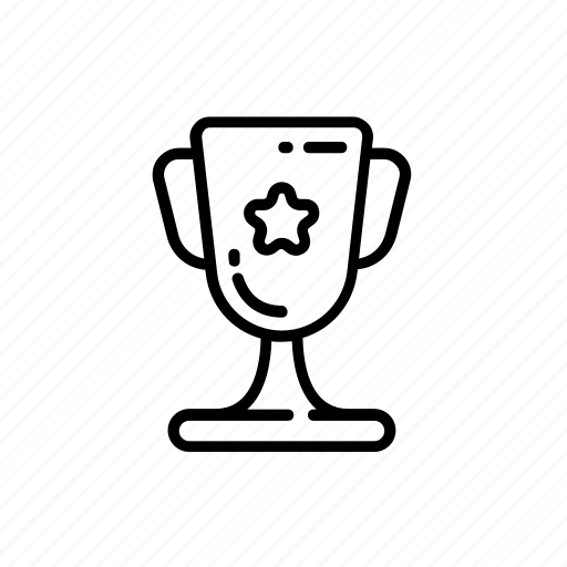 award, cup, reward, sport, trophy, victory, winner icon