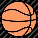 basketball, ball, sport, game