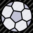 soccer, ball, sport, game, football