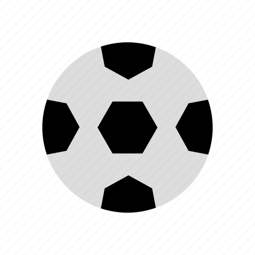 background, ball, football, isolated, soccer icon