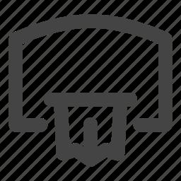 basketball, game, pot, sport, sports icon