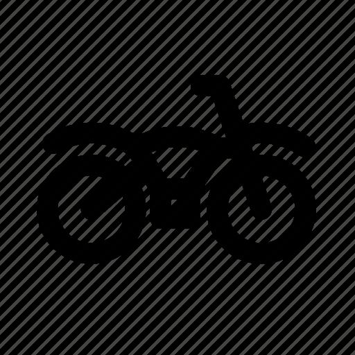 bike, equipment, motor sports, motorbike, motorcycle, sport icon