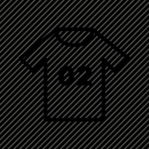 jersey, kit, shirt, uniform icon