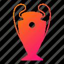 achievement, cup, prize, reward, sport, trophy icon