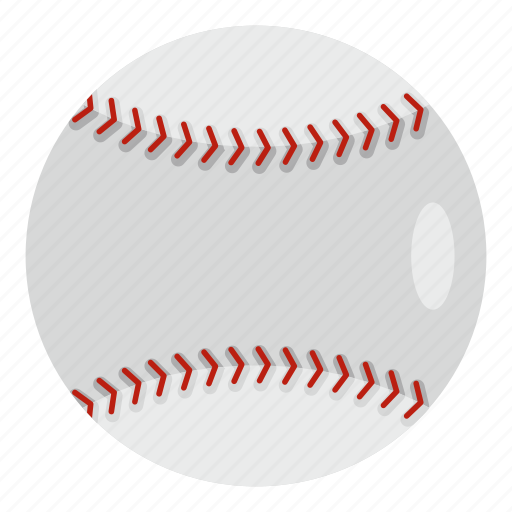 ball, baseball, equipment, game, leisure, play, sport icon