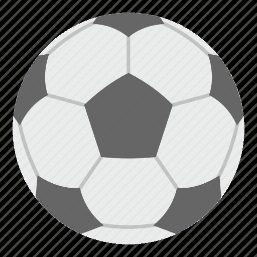 ball, football, game, goal, soccer, sport, white icon