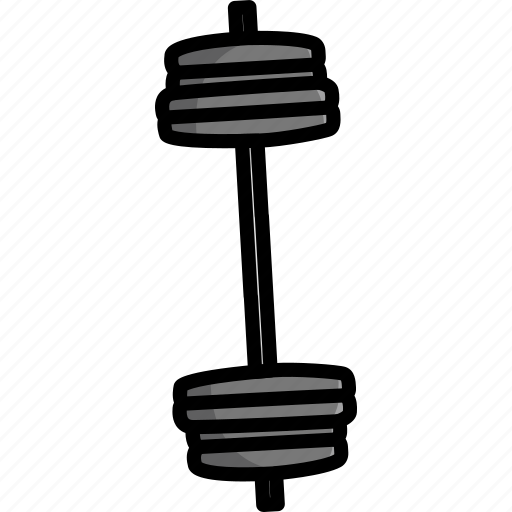 Dumbbell, exercise, fitness, gym, sport, weight icon - Download on Iconfinder
