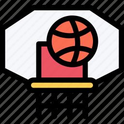 athlete, basketball, fitness, gym, hoop, sport, training icon