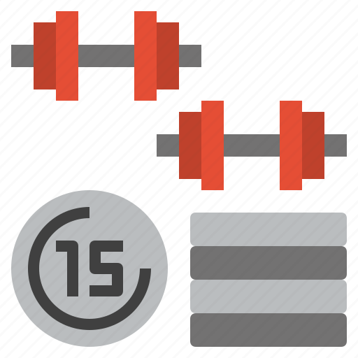 dumbbell, dumbbells, gym, sports, tools, weight, weights icon