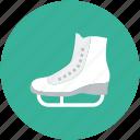 ice, shoe, skating