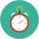 clock, stopwatch, timer icon
