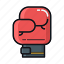 boxer, boxing, boxing gloves, gloves icon