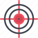 aim, equipment, extreme, fitness, sport, training icon