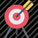 aim, arrow, equipment, extreme, fitness, sport, training icon