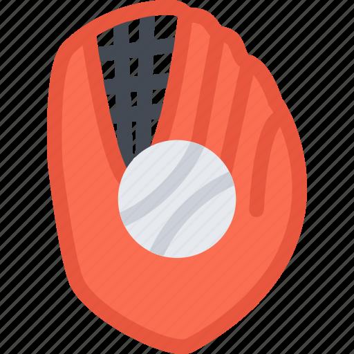 baseball, equipment, extreme, fitness, glove, sport, training icon