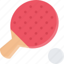 equipment, extreme, fitness, sport, table, tennis, training icon