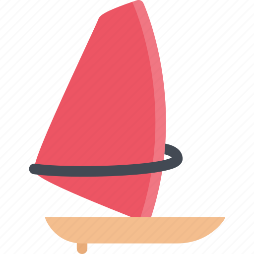 equipment, extreme, fitness, sport, training, windsurfing icon