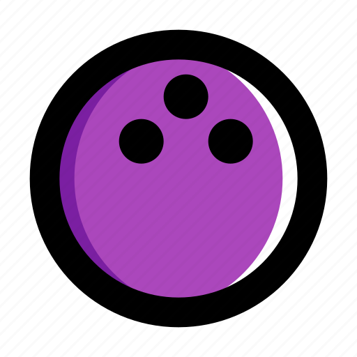 Ball, bowling, game, sport icon - Download on Iconfinder