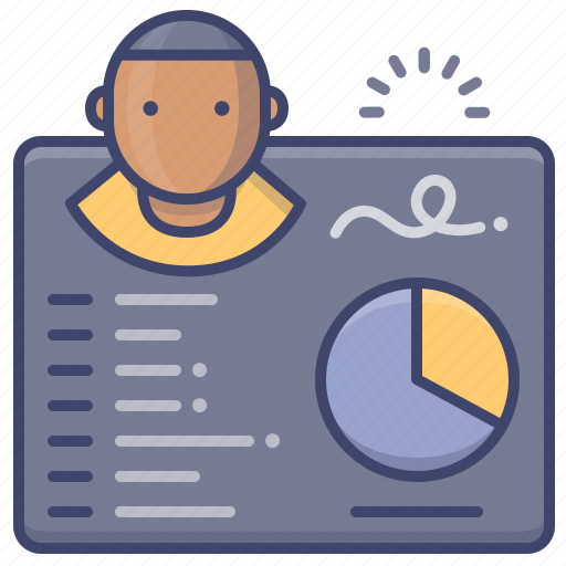 Dashboard, palyer, sports, statistics icon - Download on Iconfinder