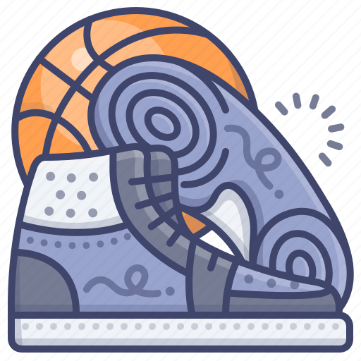 basketball, shoes, sneakers icon