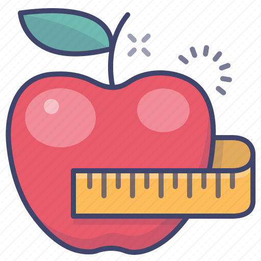 Apple, diet, fitness, health icon - Download on Iconfinder