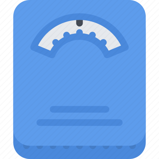 athlete, fitness, gym, scales, sports, training icon