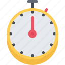athlete, fitness, gym, sports, stopwatch, training icon