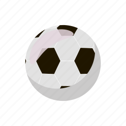 ball, cartoon, football, game, goal, soccer, sport icon
