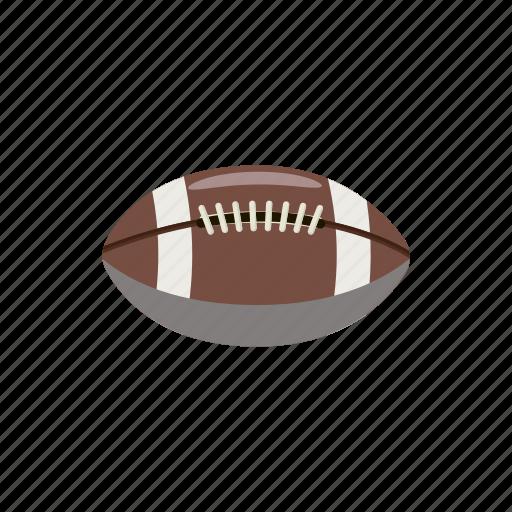 ball, cartoon, football, game, rugby, sport, team icon