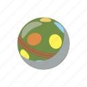 ball, cartoon, game, leisure, play, sphere, toy icon