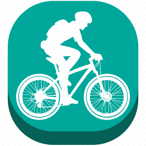 activity, bicycle, bike, cycle, exercise, lifestyles, sport icon