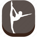 astics, ballet, currency, fitness, gymnastics, rhythmic gymn, sport icon