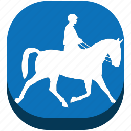 event, game, horse sports, outdoor, play, sport, training icon