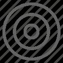 arrow, bullseye, target, goal