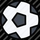 ball, run, soccer, sport icon