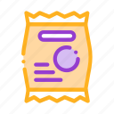 nutrition, package, sport icon icon