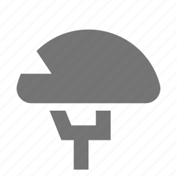 bicycle helmet, helmet icon