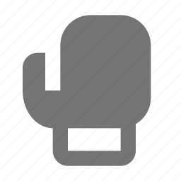 boxing, boxing glove, glove icon