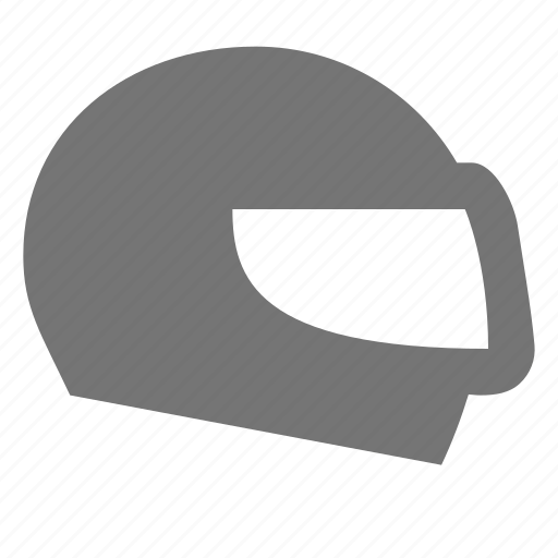 helmet, motorcycle helmet icon