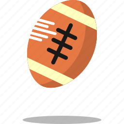 american, ball, football, game, sport icon
