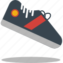 exercise, running, shoes, sneaker, sport, training icon