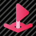 flag, mobile, sport, stadium, user interface, website